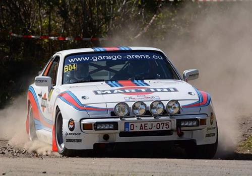 East Belgian Rallye 2018 - News