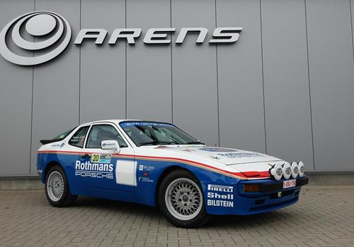 Arens Motorsport - News
